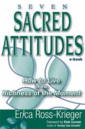 Seven Sacred Attitudes ebook